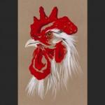 Cocks head